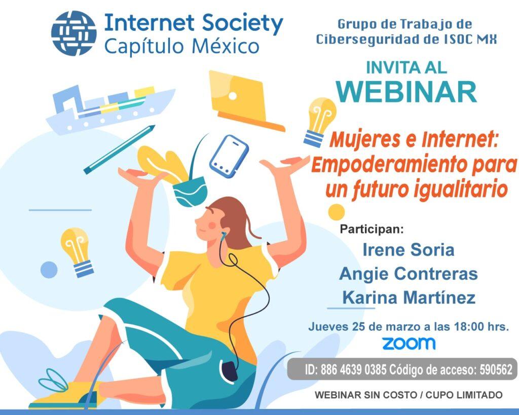Mujeres e internet: Empoderamiento para un futuro igualitario